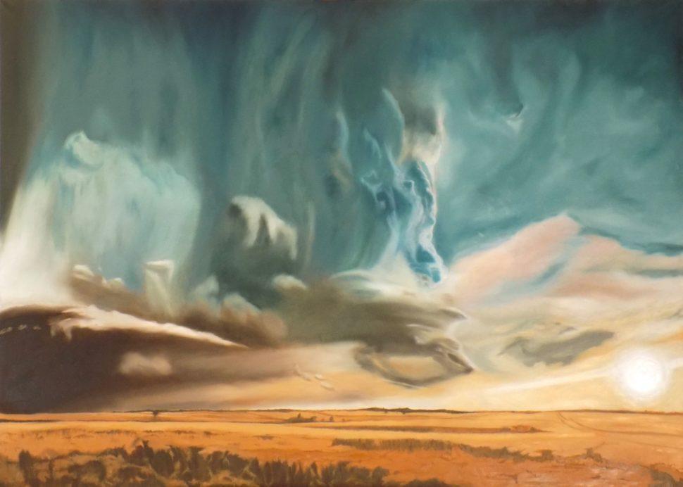 Obrazy - Bouře