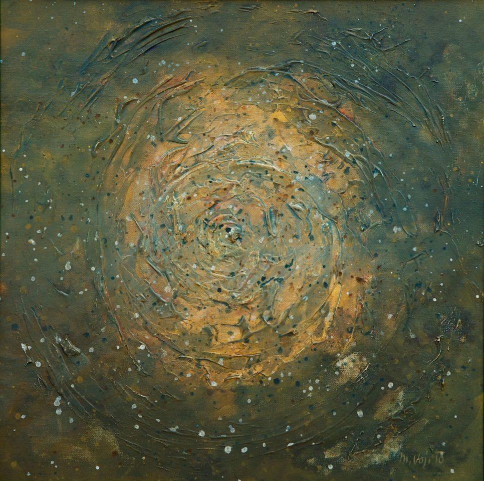 Obrazy - Galaxie