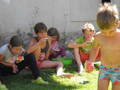 Letní praxe Phowa